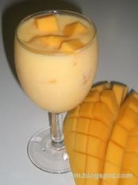 Mango-Kokos-Smoothie