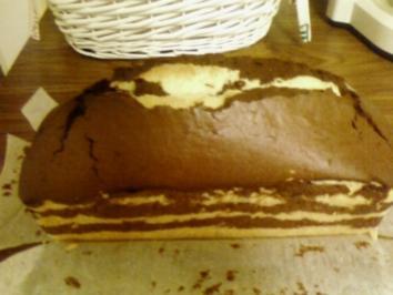 Schwarz-Weiß-Kuchen - Rezept mit Bild - kochbar.de