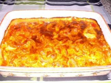 Ofen schnitzel rezepte mit paprika sahne