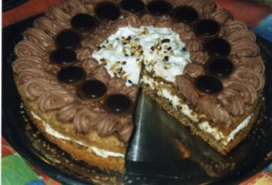 Rezept: Toffifee-Torte