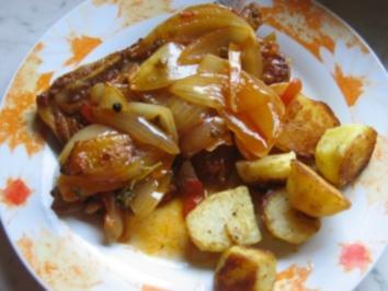 Ofen koteletts knorr fix ofen kotelett kotelett kotelett aus dem ofen
