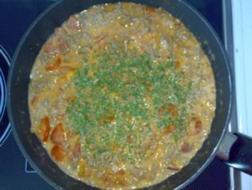 Aus dem ofen kartoffel hackfleischauflauf mit schafskäse