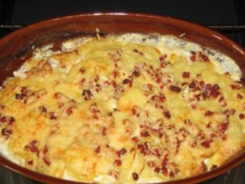 Kartoffelgratin -klassisch-