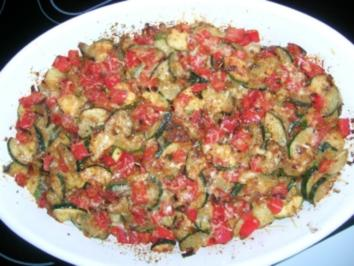 Rezept: Mediterrraner Gnocchi-Auflauf Bild Nr. 2