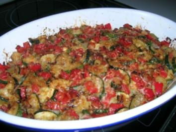 Rezept: Mediterrraner Gnocchi-Auflauf Bild Nr. 3