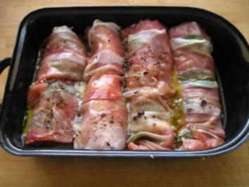 Rezept schwein schweinefilet im speckmantel bild nr 4