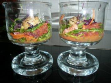 vorspeisen zubereiten kalte warme vorspeisen mit fisch sommer 1 rezepte. Black Bedroom Furniture Sets. Home Design Ideas