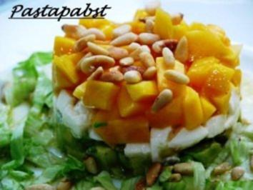 Avocado-Mango-Salat