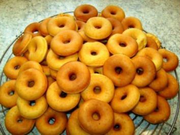 donuts mini rezept mit bild. Black Bedroom Furniture Sets. Home Design Ideas