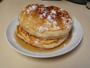 amerikanische pancakes rezept mit bild. Black Bedroom Furniture Sets. Home Design Ideas