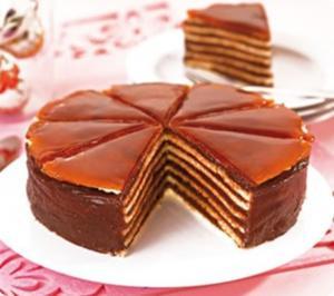 Dobos Torte Rezepte - kochbar.de