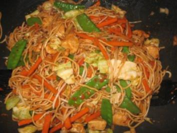 Rezept: Original Bami Goreng Bild Nr. 4