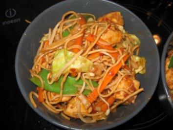Rezept: Original Bami Goreng Bild Nr. 5