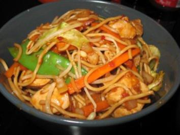 Rezept: Original Bami Goreng
