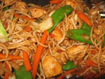 Rezept: Original Bami Goreng Bild Nr. 6