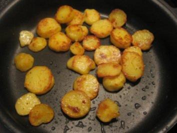 bratkartoffeln vegetarisch aus pellkartoffeln rezept. Black Bedroom Furniture Sets. Home Design Ideas