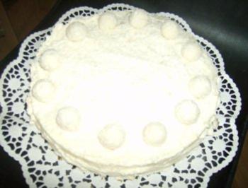 raffaello torte rezepte suchen. Black Bedroom Furniture Sets. Home Design Ideas