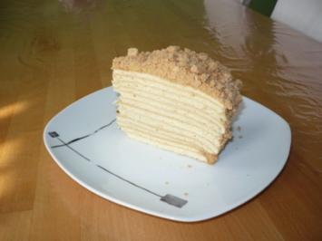 Rezept napoleon kuchen bild nr 2