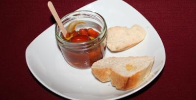 karotten currywurst im glas rezept mit bild. Black Bedroom Furniture Sets. Home Design Ideas