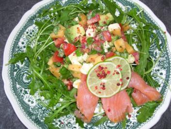 237 vorspeise mit fisch und melone rezepte for Melone charentais