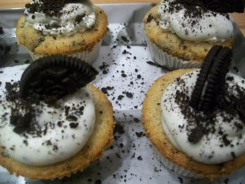 Oreo Cupcakes