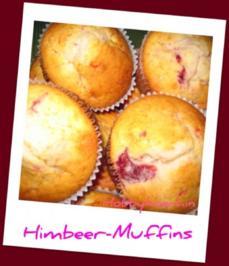 muffins himbeer muffins rezept mit bild. Black Bedroom Furniture Sets. Home Design Ideas