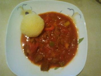 Mein ungarisches gulasch rezept mit bild for Ungarisches gulasch