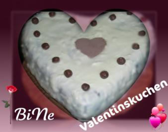 BiNe` S  VALENTINSKUCHEN 