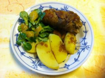Rezept: Rouladen vom Schwein Bild Nr. 13