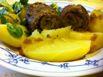 Rezept: Rouladen vom Schwein Bild Nr. 14