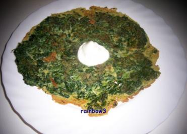 11 spinatomelette rezepte - Eier kochen dauer ...