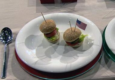 Mini-Hamburger (Promi-Team)