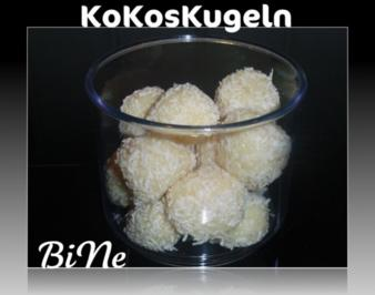BiNe` S KOKOSKUGELN