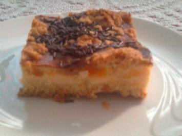 blechkuchen mit obst und pudding rezepte. Black Bedroom Furniture Sets. Home Design Ideas