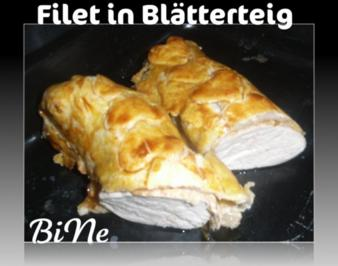 BiNe` S FILET IM BLTTERTEIG