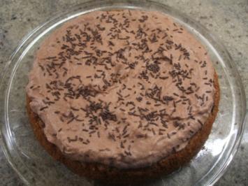 rezept backen schnelle schoko torte
