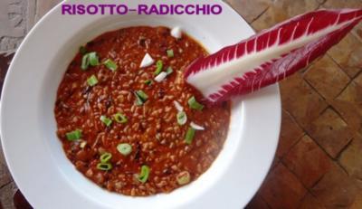 Leckere Rotwein Risotto Rezepte - 8 Rotwein Risotto Rezepte - kochbar ...