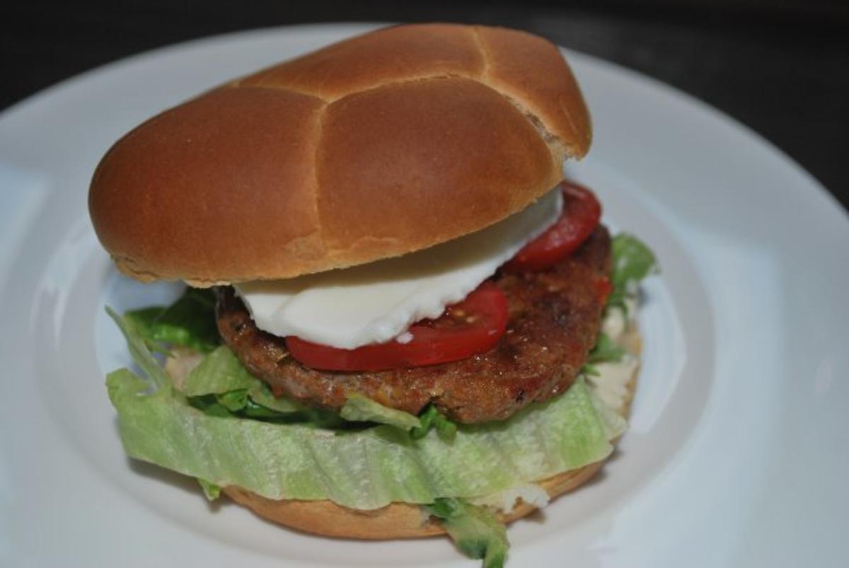 hackfleisch patty variationen f r burger rezept. Black Bedroom Furniture Sets. Home Design Ideas