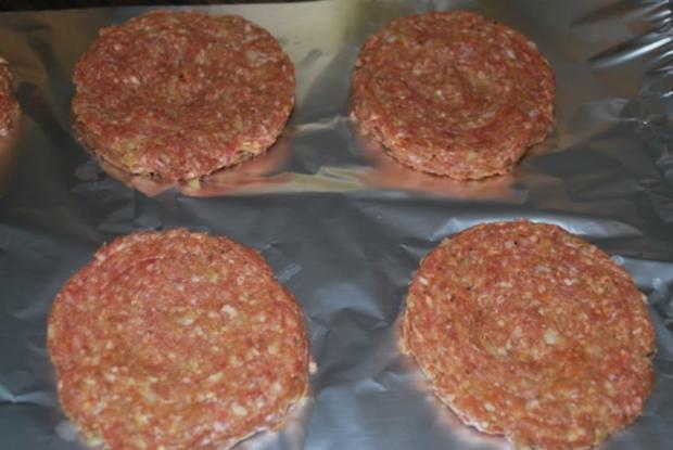 rezept hackfleisch patty variationen f r burger bild nr 4. Black Bedroom Furniture Sets. Home Design Ideas