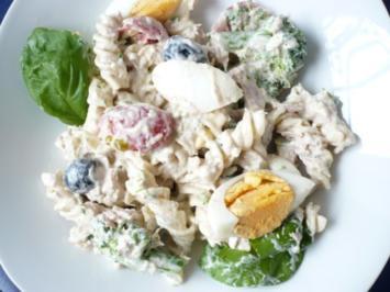 Nudel thunfisch salat rezept bild nr 5