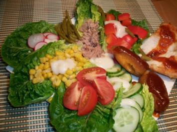 Gefüllte Hühnerbrust mit Jalapeno