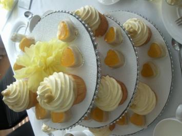 cupcake f llung mango maracuja rezept. Black Bedroom Furniture Sets. Home Design Ideas