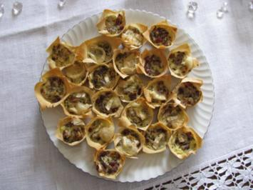 fingerfood mini quiches rezept mit bild. Black Bedroom Furniture Sets. Home Design Ideas
