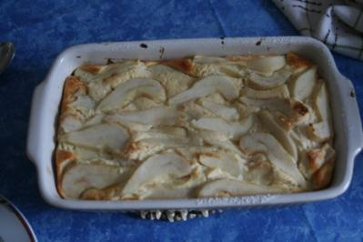 Birnen-Gratin