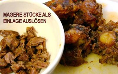 Rezept: OXTAIL - SUPPEN -  SNACK Bild Nr. 5