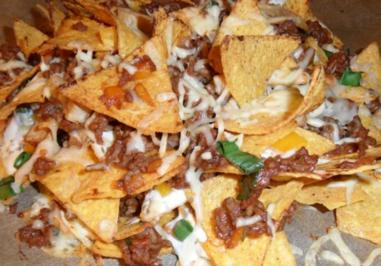 Party Nachos Recipes — Dishmaps