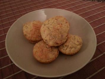 Herzhafte Muffins