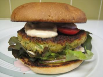 38 hamburger ohne fleisch rezepte. Black Bedroom Furniture Sets. Home Design Ideas