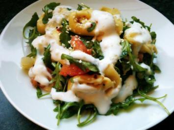 tortellini salat ohne mayonnaise rezepte. Black Bedroom Furniture Sets. Home Design Ideas