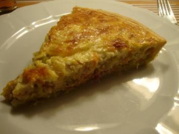 rezept quiche lorraine. Black Bedroom Furniture Sets. Home Design Ideas